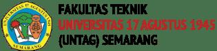 Fakultas Teknik UNTAG Semarang Logo